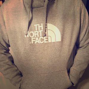 Mens Northface hoodie size XL